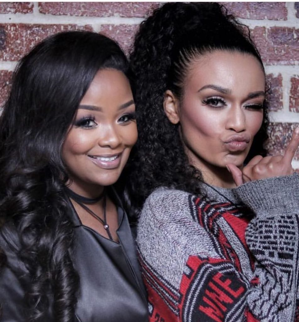 """Pearl Thusi, The new host of MTV's """"Behind the Story"""""""