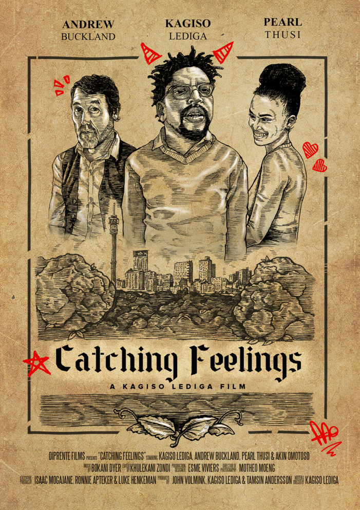 Catching Feelings Movie